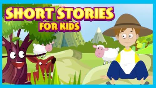 تحميل افضل 5 قصص انجليزية قصيرة للاطفال pdf مجانا